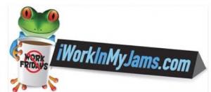 iWorkInMyJams .com