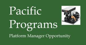 Pacific Programs