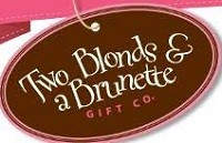Two Blonds and a Brunette Gift Co